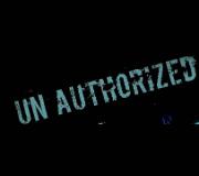 UN AUTHORIZED(アンオーソライズド)